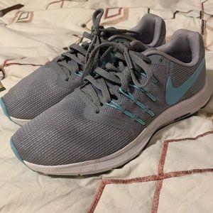 NIKE Fit Sole Running Shoe size 6.5 women's